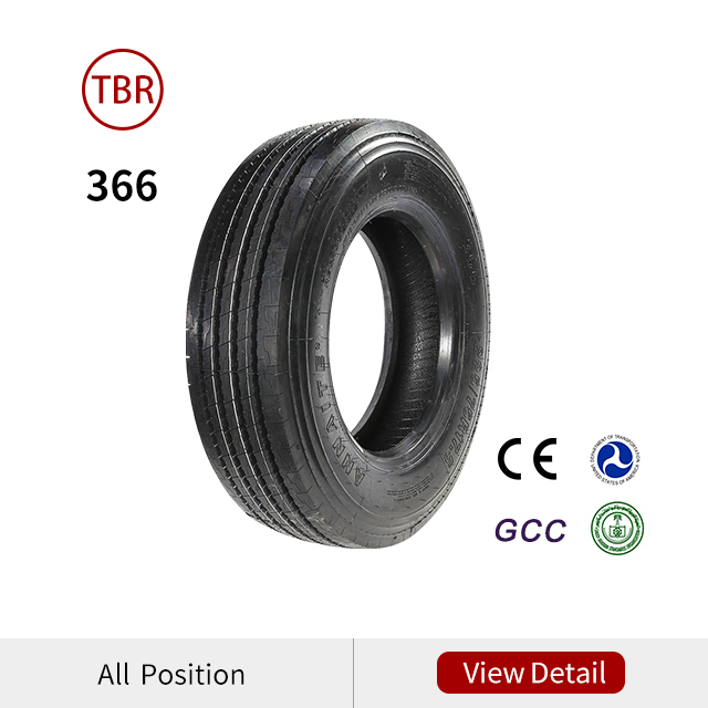 Low Rolling Resistance 245/70R19.5 Truck Tire And Bus Tire