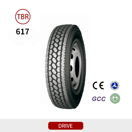 617 Popular Deep Tread with Long Service Life Drive Tires 11R22.5